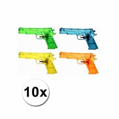 Groothandel 10 voordelige waterpistolen speelgoed kopen
