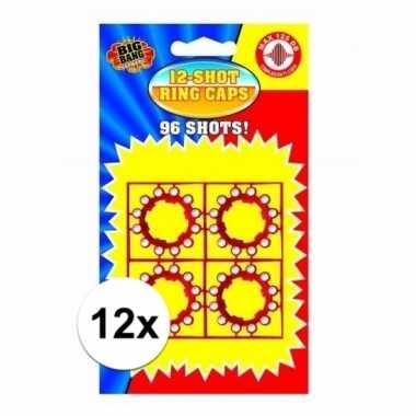 Groothandel 12-schots speelgoed plaffertjes 12 stuks kopen