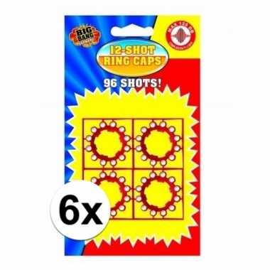 Groothandel 12-schots speelgoed plaffertjes 6 stuks kopen