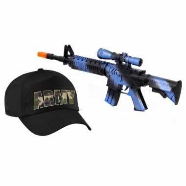 Groothandel 2 delig verkleedaccessoires set leger soldaten voor volwassenen speelgoed 10290118
