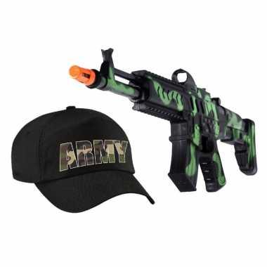 Groothandel 2 delig verkleedaccessoires set leger soldaten voor volwassenen speelgoed