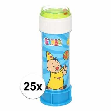 Groothandel 25x bumba bellenblaas speelgoed kopen