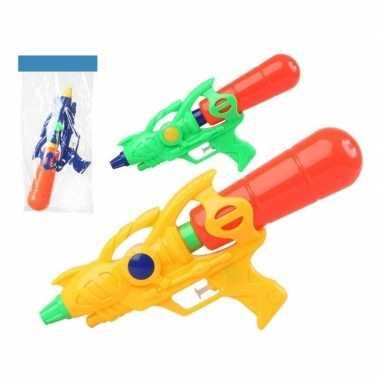 Groothandel 2x watergeweren blauw 33 cm speelgoed kopen