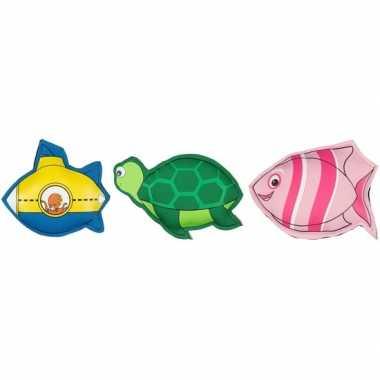 Groothandel 3x opduikspeelgoed/opduik speelgoed figuren kopen