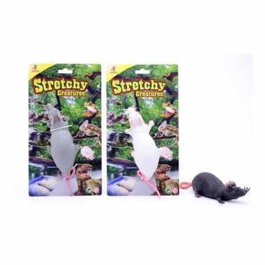 Groothandel 3x speelgoed ratten 28 cm kopen