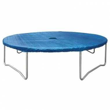Groothandel afdekzeil trampoline blauw 423 cm speelgoed kopen