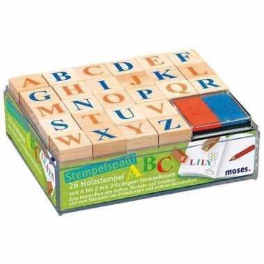 Groothandel alfabet stempel speelgoed voor kinderen kopen