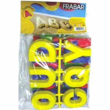 Groothandel alfabet zandvormpjes speelgoed kopen