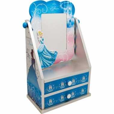 Groothandel assepoester kastjes met spiegel speelgoed