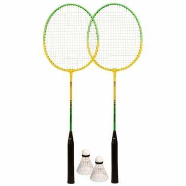 Groothandel badminton set van het merk avento speelgoed kopen