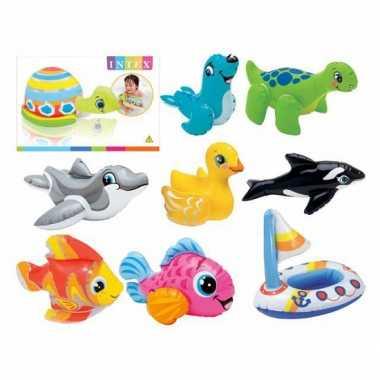 Groothandel badspeeltje opblaas schildpadje 20 cm speelgoed