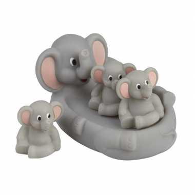 Groothandel badspeeltjes set olifanten speelgoed kopen