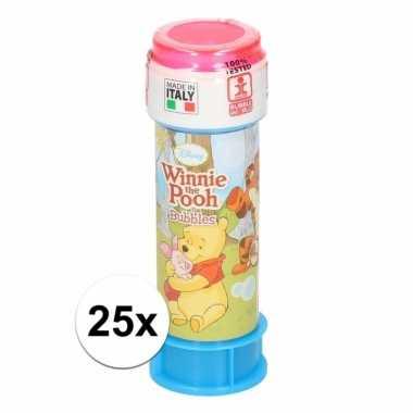 Groothandel bellenblaas winnie de pooh 25 stuks speelgoed kopen