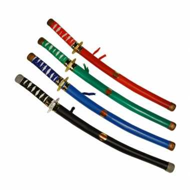 Groothandel  Blauw speelgoed ninja zwaard kopen