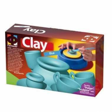 Groothandel blauwe boetseerklei 300 gram speelgoed kopen