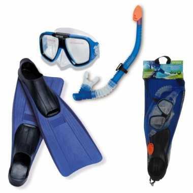 a4dc6e52c0fbf7 Groothandel blauwe snorkel en duikset voor volwassenen speelgoed kope