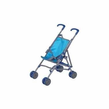 Groothandel blauwe speelgoed buggy voor poppen kopen