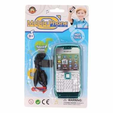 Groothandel blauwe speelgoed telefoon voor kinderen kopen