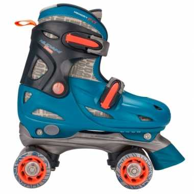 Groothandel blauwe verstelbare skeelers maat 27-30 speelgoed kopen