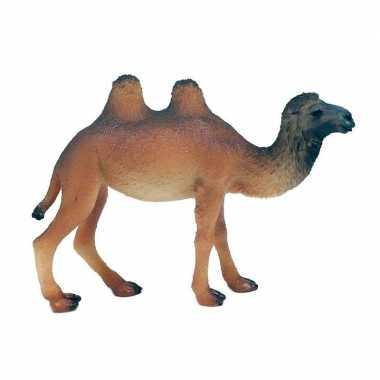 Groothandel bruine speelgoed kameel 10 cm