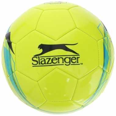 Groothandel buitenspeelgoed panna voetbal geel 21 cm/maat 5 voor kinderen/volwassenen kopen