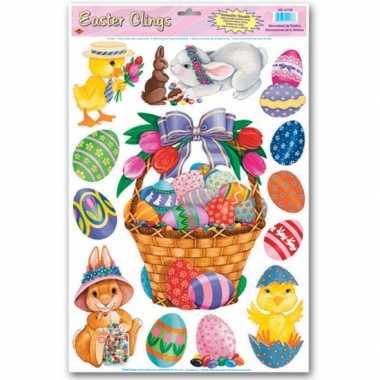 Groothandel decoratie stickers pasen thema speelgoed kopen