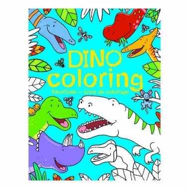 Kleurplaten Vliegende Dino.Groothandel Dinosaurus Kleurplaten Boek Speelgoed Kopen