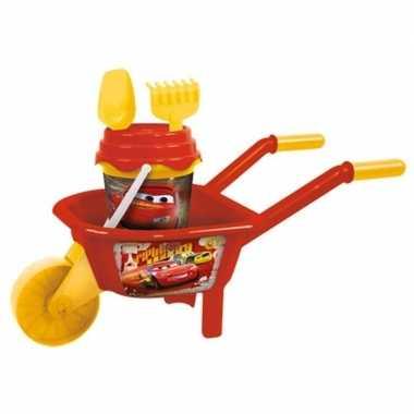 Groothandel disney cars speelgoed kruiwagen zandbak setje 65 cm kopen