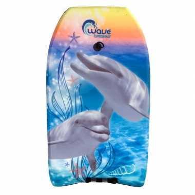 Groothandel dolfijn speelgoed bodyboard 83 cm kopen