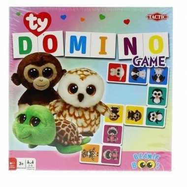 Groothandel domino spel ty beanie boo voor kinderen speelgoed kopen