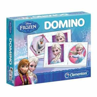 Groothandel  Frozen Domino spel speelgoed kopen