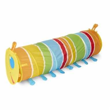 Groothandel gekleurde rups speeltunnel 144 cm speelgoed kopen