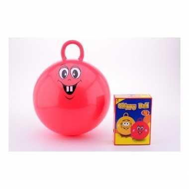 Groothandel gekleurde skippybal met gezichtje speelgoed kopen