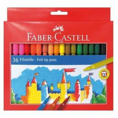 Groothandel gekleurde viltstiften 36 stuks speelgoed kopen
