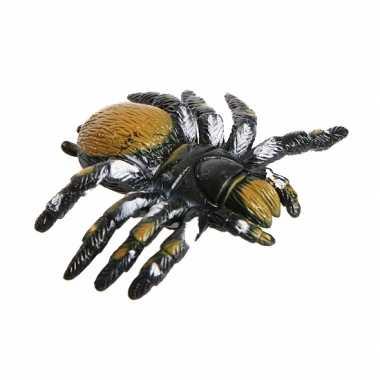 Groothandel gele speelgoed spin 10 cm kopen