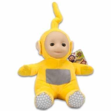 Groothandel gele teletubbie pop laa laa 26 cm speelgoed kopen