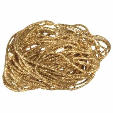 Groothandel goudkleurig touw 5 mtr speelgoed kopen