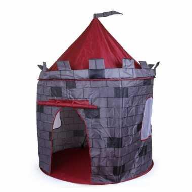 Groothandel grijze kasteel speeltent speelgoed kopen