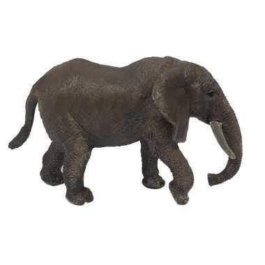 Groothandel grijze speelgoed olifant 15 cm kopen