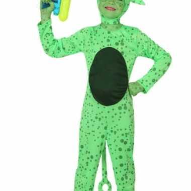 Groothandel groene alien kostuum kind speelgoed kopen