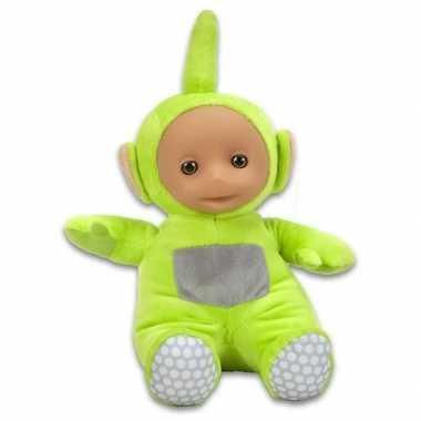 Groothandel groene teletubbie pop dipsy 26 cm speelgoed kopen