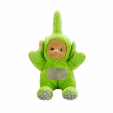 Groothandel groene teletubbie pratende pop dipsy 20 cm speelgoed kope
