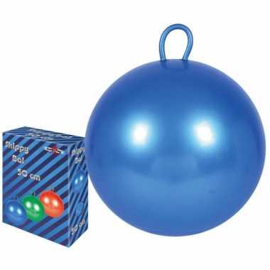 Groothandel grote blauwe skippybal 70 cm speelgoed kopen