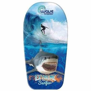 Groothandel haai/surfer speelgoed bodyboard 83 cm kopen