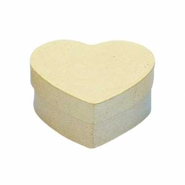 Groothandel hartvormig knutsel doosje 10 cm speelgoed kopen