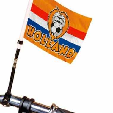 Groothandel holland fietsvlag met voetbal speelgoed