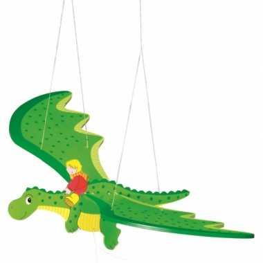 Groothandel houten draken hangdecoratie speelgoed kopen