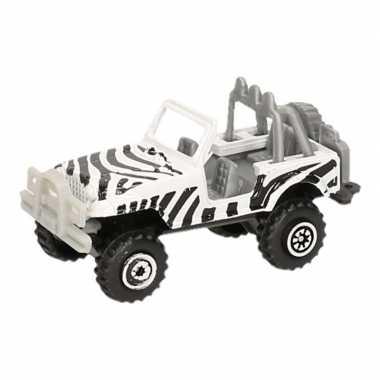 Groothandel jeepsafari speelgoed auto zebra print kopen