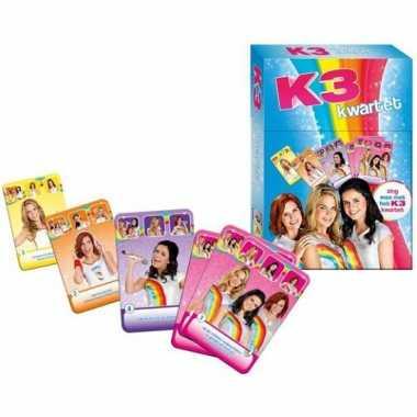 Groothandel k3 kwartetspel voor kinderen speelgoed