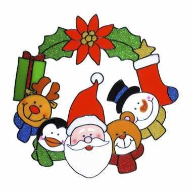 Groothandel kerst raam versiering 30 cm speelgoed kopen